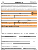 Ds-10 Form - Us Department Of State