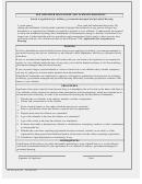 Af Form 4422, 2010, Sex Offender Disclosure