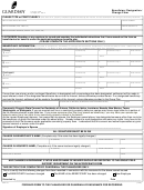 Form Gg-17 - Beneficiary Designation Change Form
