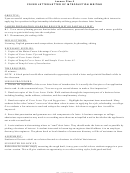 Cover Letter/letter Of Introduction Writing
