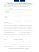 Form Mv-13a - Affidavit To Support A Request For Correction Of A Georgia Certificate Of Title