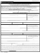 Va Form 21-4142a - General Release For Medical Provider Information