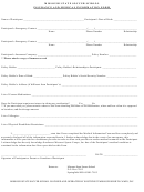 Insurance And Medical Information Form