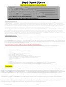 Microdermabrasion Consent Form