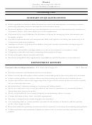 Accounting Clerk Resume Template