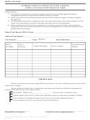 Supreme Court Of Appeals Of West Virginia Appellate Transcript Request Form