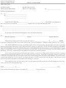 Ny Small Claims Form