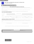 Telephone Authorization Form - New York Life