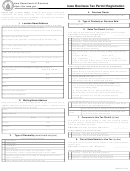 Iowa Department Of Revenue - Iowa Business Tax Permit Registration