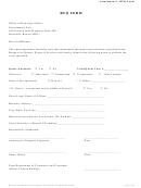 Rfq Form (office Of Hawaiian Affairs, Hawaii)