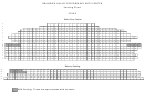 Seating Chart - Brandon Valley Performing Arts Center