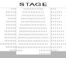 City Center Seating Chart