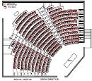 Beck Hall Room Seating Chart