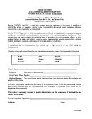 State Of Ohio Legal Immunization Exemption