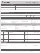 Dentalselect Employee Change Form