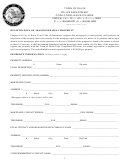 Registration Of Abandoned Real Property