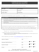 Washington State University - Faculty Modified Duties Request Form