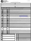 Form 1724 - New Employee Packet Cover Sheet