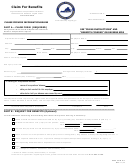 Vwc Form 5 - Claim For Benefits