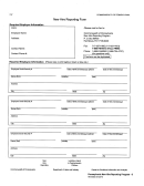67 New Hire Reporting Form Templates free to download in PDF, Word ...
