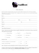 City Of Pickerington Vendor Information Form, Form W-9, Independent Contractor Acknowledgment