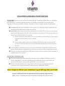 Phone Mentor Volunteer Call Log Template