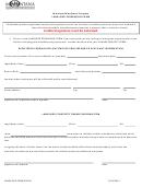 Landlord Permission Form - Montana Marijuana Program