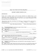 Form 3010-sf - Short Form Mortgage - Florida