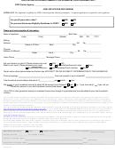 Form Application For Alaska Commodity Supplemental Food Program (csfp)