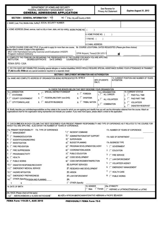 31 Fema Forms And Templates free to download in PDF, Word and Excel