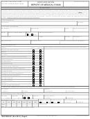 Nscadm 001 - Cadet Application Report Of Medical Exam