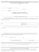 Form Ao 88 - Subpoena To Appear And Testify At A Hearing Or Trial In A Civil Action