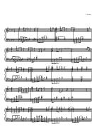 27 May - Yiruma (sheet Music)