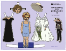 Princess Diana Paper Dolls Template