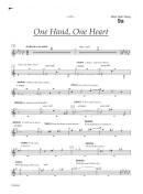 One Hand, One Heart (west Side Story) Sheet Music