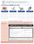 Absentee Ballot Request Form