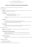 Procedure: Oxygen Saturation Measurement