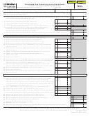 Form Nol - Nebraska Net Operating Loss Worksheet