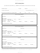 Rti Tracking Sheet
