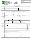 Vision Enrollment/change Form