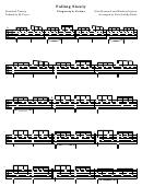 Falling Slowly - Standard Tuning - Fingerstyle Guitar