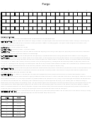 Fargo Game Template