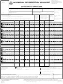 Ds-3025 Form - Vaccination Documentation Worksheet