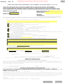 Pt 43 - Application For Property Tax Exempt Status (sdcl 10-4-15)