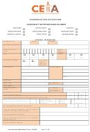 Learnership Application Form