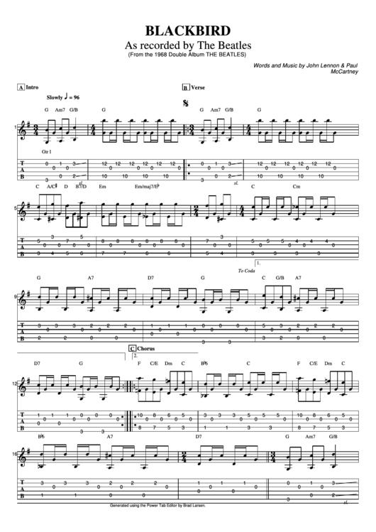 Blackbird - ACTING EDITION