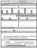 Substitute Form W-9 - Request For Taxpayer Identification Number & Certification - City Of New York