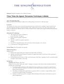 English Language Arts / Media Literacy Lesson Plan Template