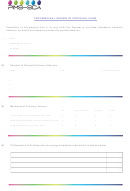 Professional Indemnity Proposal Form