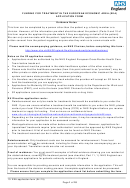 Nhs Funding For Treatment In The European Economic Area (eea) Application Form